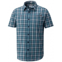Men's Battle Ridge Stretch Short Sleeve Shirt by Columbia in Kelowna Bc