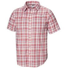 Men's Battle Ridge Stretch Short Sleeve Shirt by Columbia in Camrose Ab
