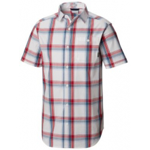 Men's Boulder Ridge Short Sleeve Shirt by Columbia in Fort Mcmurray Ab