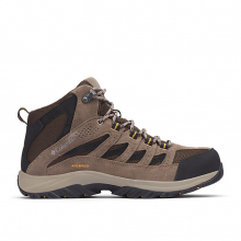 Men's Extended CRESTWOOD MID WATERPROOF WIDE by Columbia
