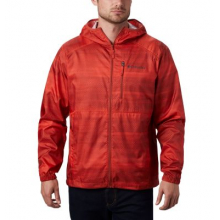 Men's Flash Forward Windbreaker Print by Columbia