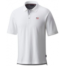 Men's Harborside Pique Polo by Columbia in Rocky View No 44 Ab