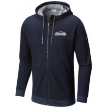 Men's Lookout Point Hoodie by Columbia in Cold Lake Ab