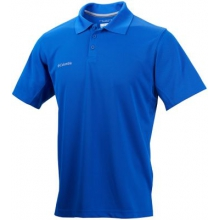 Men's New Utilizer Media Polo by Columbia in Rocky View No 44 Ab