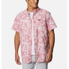 Men's Rapid Rivers Printed Short Sleeve Shirt by Columbia in Chelan WA