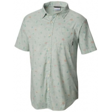 Rapid Rivers Printed Short Sleeve Shirt by Columbia