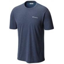 Men's Silver Ridge Short Sleeve Tee by Columbia