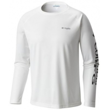 Men's Solar Shade Long Sleeve by Columbia