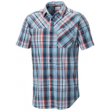 Men's Thompson Hill YD Short Sleeve Shirt by Columbia in Hope Ar
