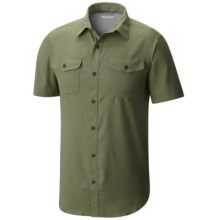 Utilizer II Solid Short Sleeve Shirt by Columbia in Sherwood Park Ab