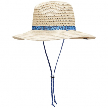 Women's Bella Falls Straw Hat by Columbia in Flagstaff Az
