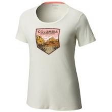 Women's Columbia Badge Tee by Columbia in Flagstaff Az