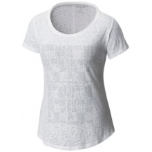 Women's Elevated II Tee by Columbia in Rocky View No 44 Ab