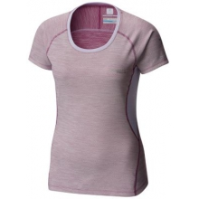 Women's Solar Ice Short Sleeve Shirt by Columbia in Richmond Bc