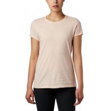 Women's Solar Shield Short Sleeve Shirt by Columbia in Chelan WA