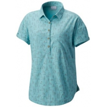 Women's Summer Time SS Shirt by Columbia in Succasunna Nj