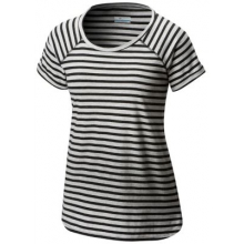 Women's Trail Shaker Stripe SS by Columbia in Medicine Hat Ab