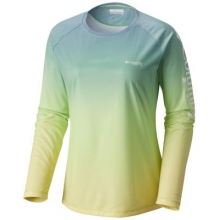 Women's W Solar Shade LS by Columbia in Succasunna Nj