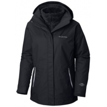 Women's Bugaboo II Fleece Interchange Jacket by Columbia in West Vancouver Bc