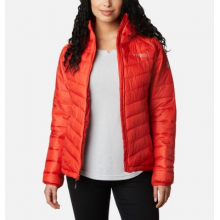 Women's Snow Country Hooded Jacket by Columbia
