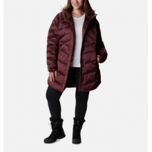 Women's Extended Lay D Down II Mid Jacket by Columbia