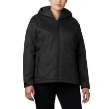 Women's Extended Rainie Falls Jacket by Columbia in East Wenatchee WA