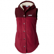 Women's  Benton Springs Overlay Vest by Columbia