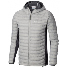 Men's Extended Powder Pass Hooded Jacket
