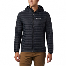 Men's Powder Pass Hooded Jacket by Columbia