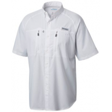 Men's Terminal Tackle Ss Woven by Columbia in Sheridan CO