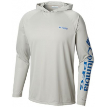 Men's Terminal Tackle Heather Hoodie by Columbia in Loveland CO