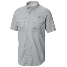 Men's Half Moon Short Sleeve Shirt
