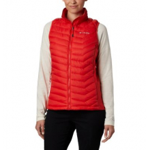 Women's Powder Pass Vest by Columbia in Sioux Falls SD