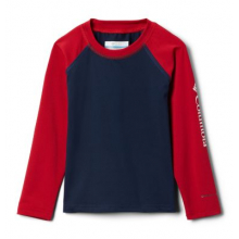 Toddler Sandy Shores Long Sleeve Sunguard by Columbia in Lakewood CO