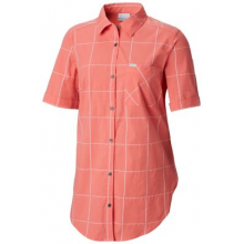 Women's  Anytime Casual Stretch SS Shirt by Columbia