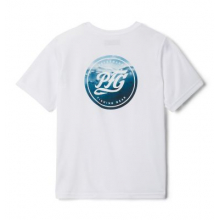 Youth Boys PFGStamp Short Sleeve Shirt by Columbia in Montgomery Al