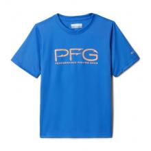 Youth Boy's PfgFinatic Short Sleeve Shirt