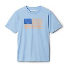 Youth Boys PFGFinatic Short Sleeve Shirt by Columbia in Birmingham AL