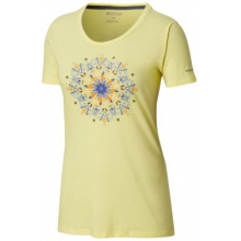 Women's Butterfly Wing Medallion Tee by Columbia