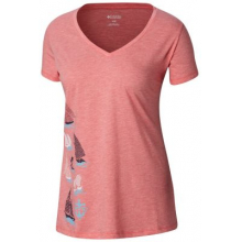 PFG Coastal Flags II SS V-neck