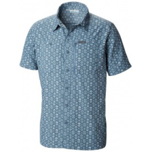 Pilsner Peak II Print Short Sleeve by Columbia in Chelan WA