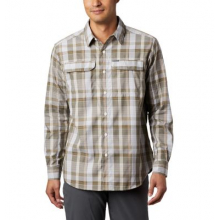 Men's Silver Ridge 2.0 Plaid L/S Shirt by Columbia in San Ramon CA