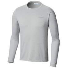 Deschutes Runner Long Sleeve Shirt by Columbia in Rocky View No 44 Ab
