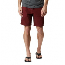Men's Extended Twisted Creek Short by Columbia in Rocky View No 44 Ab