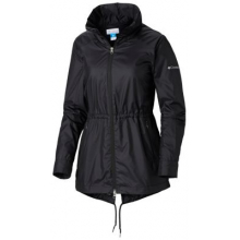 Sustina Springs Long Lined Windbreaker