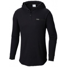 Men's Boulder Ridge Henley Hoodie by Columbia