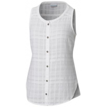 Women's Extended Summer Ease Sleeveless Shirt by Columbia