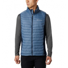 Men's Tall Powder Pass Vest by Columbia in Sioux Falls SD