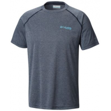 Terminal Tackle Heather SS Shirt by Columbia