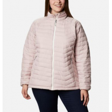 Women's Extended Powder Lite Jacket by Columbia